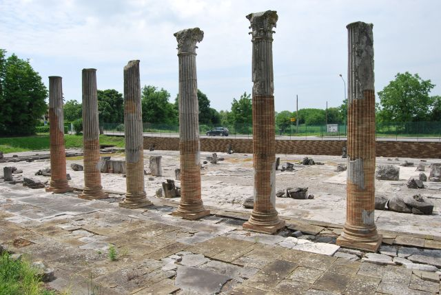 Oglej Aquileia vodenje