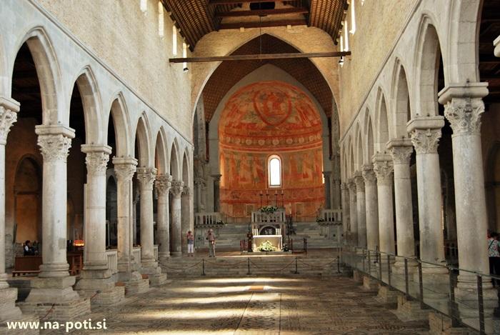 Aquileia vodic