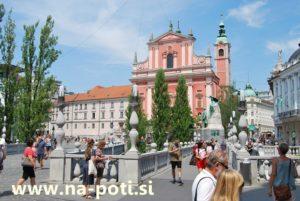 Ljubljana vodic