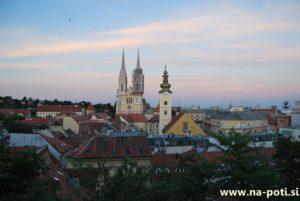 Zagreb vodnik