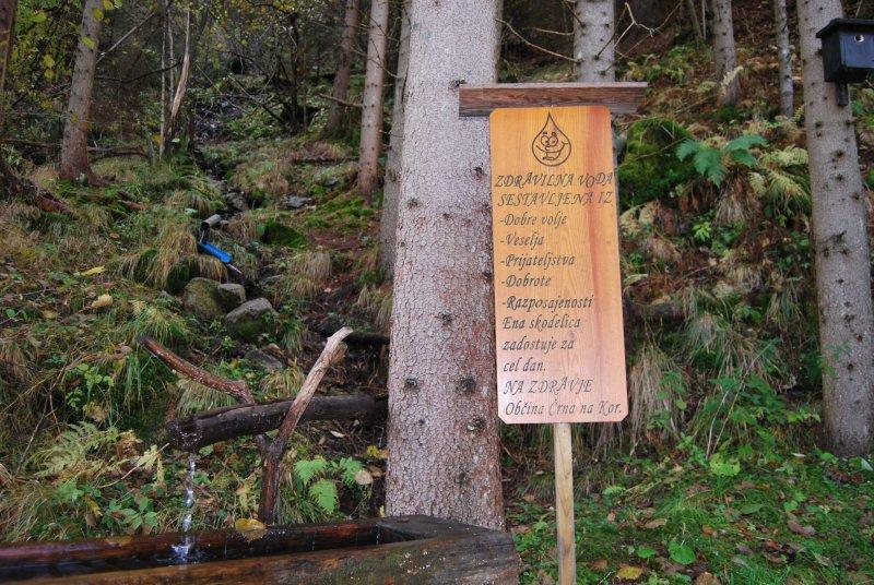 zdraviln voda